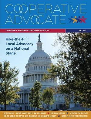 Cooperative Advocate Cover Page 2018Q3  - Fall Issue