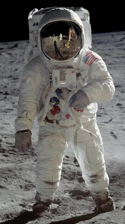 Astronaut Edwin E.