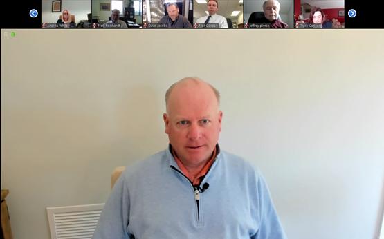 Chuck Fagan, CEO, PSCU