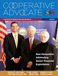 Cover of Spring 2019 Cooperative Advocate