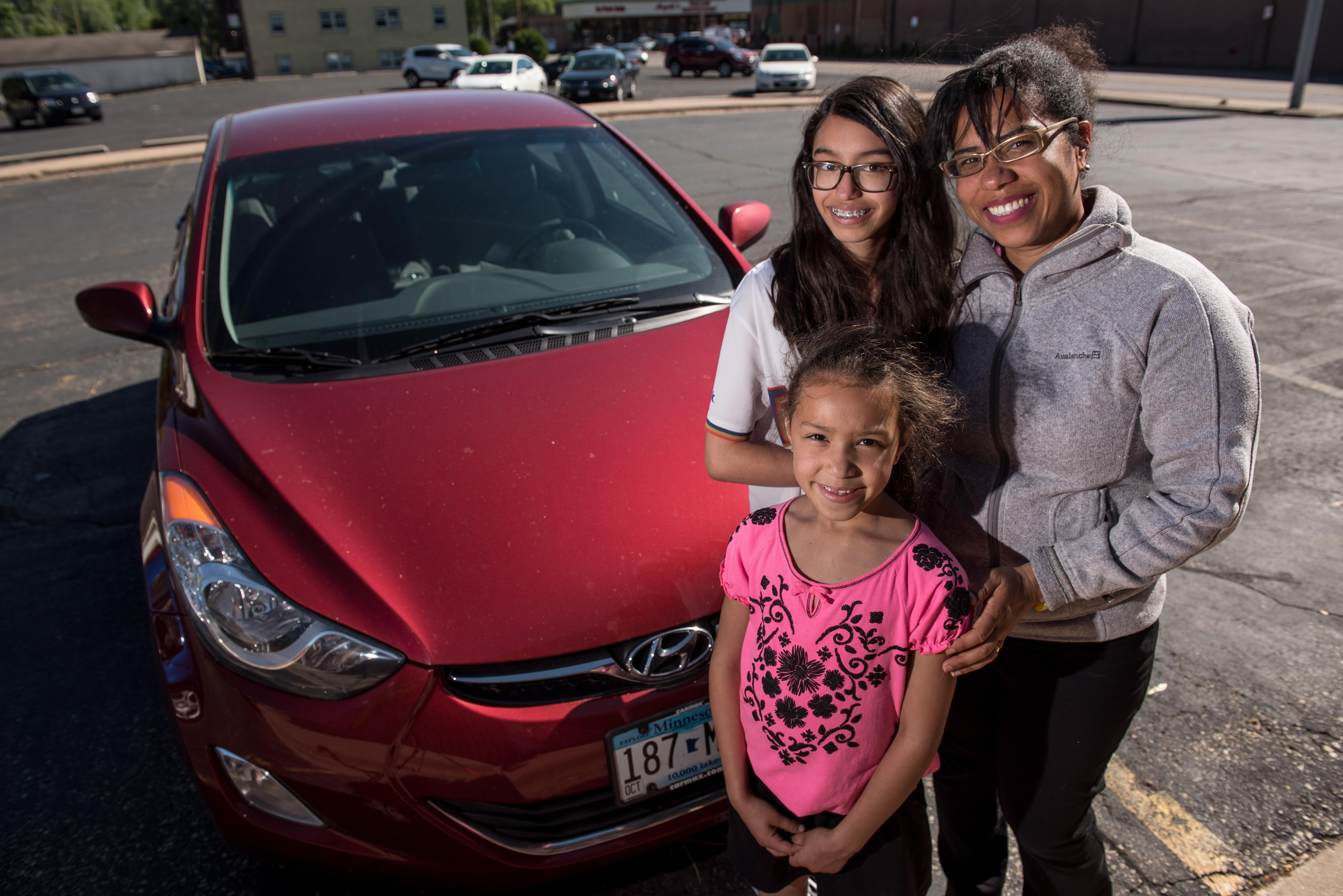 Wakota Federal Credit Union found a way to offer Mariana and her  family a lower rate on her car loan through a slightly different and innovative approach.