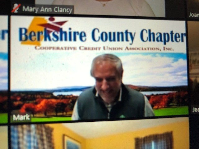 Mark Mancari, Berkshire County of Credit Unions Chapter President