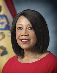 New Jersey Lt. Gov. Sheila Oliver