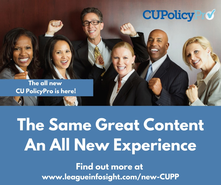New CU Policy Pro is Here