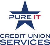 PURE IT Credit Union Services logo