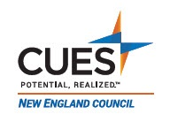 CUES New England Council Annual Meeting/Conference Set for October 7-8