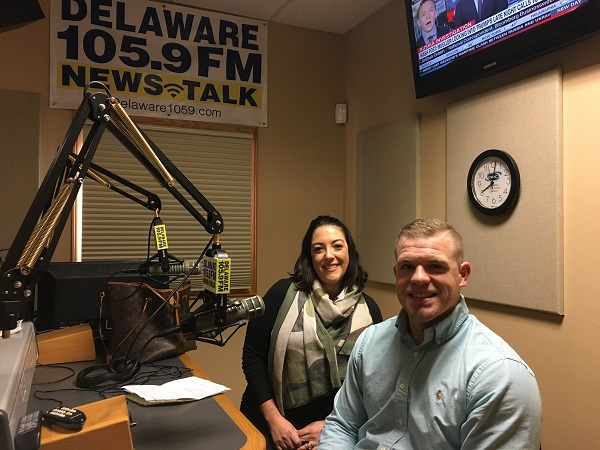 Delaware DAG Joins Delaware Credit Unions to Promote CU Senior Safeguard - Elder Financial Abuse Subject of Radio Interview