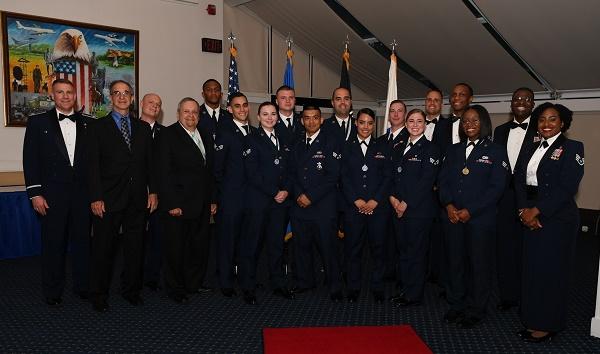 Hanscom FCU Celebrates Air Force Leadership Training