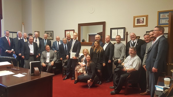 Housing Reform, Data Security Topics of Discussion as Mass. CUs Met with Congressman Lynch's Staff
