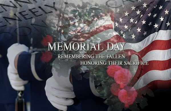 Association Offices Closed on Monday, May 27th in Observance of Memorial Day