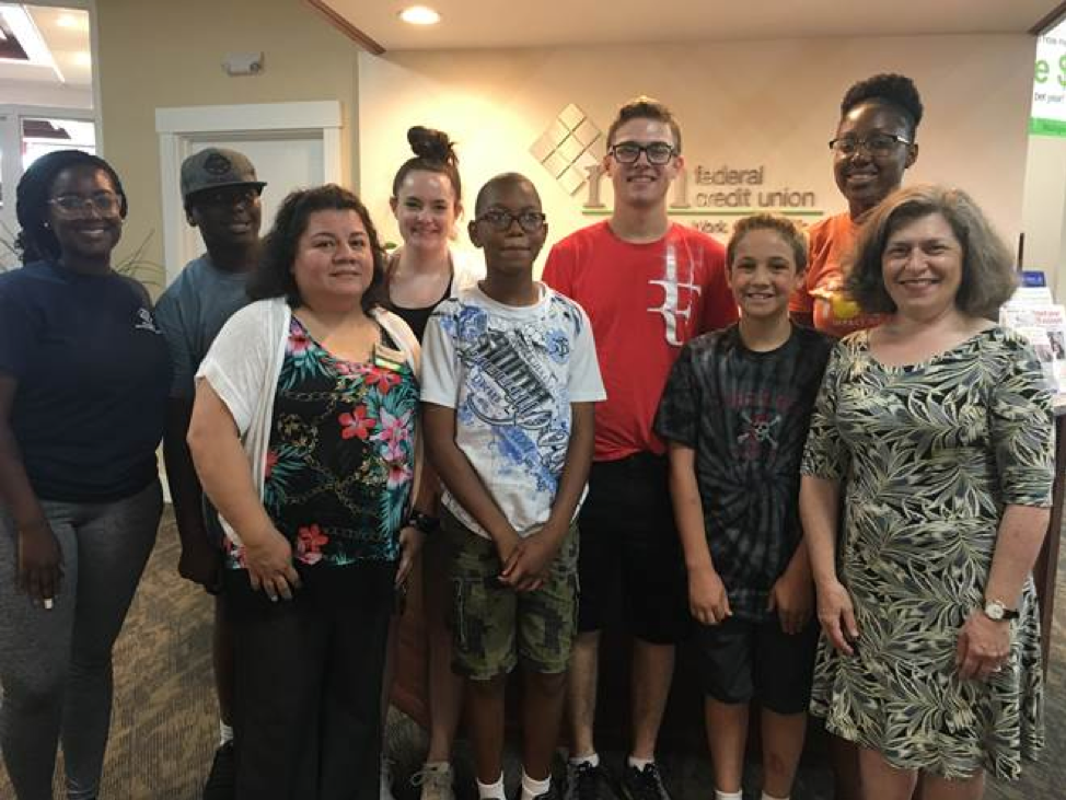 RTN Federal Credit Union Provides Summer Financial Education for Youth