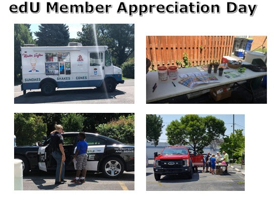 There were lots of activities during Member Appreciation Day