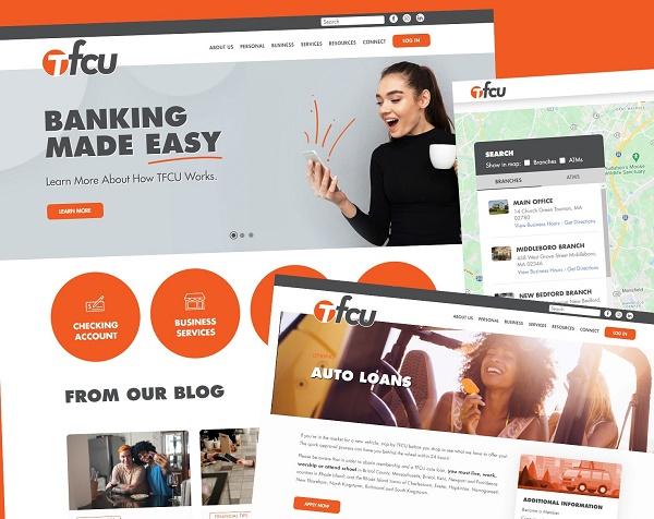 Taunton FCU New Website